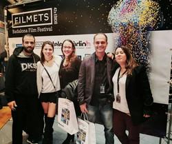 """""""AQNSB"""" en el festival FILMETS"""