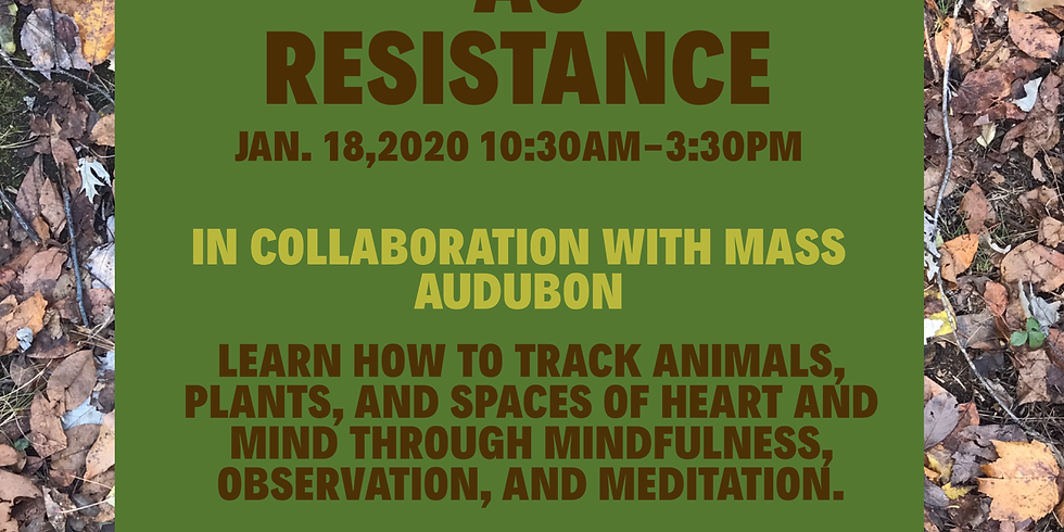 Tracking as Resistance
