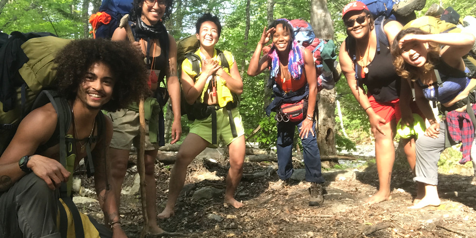 BIPOC Forest Bathing Immersion