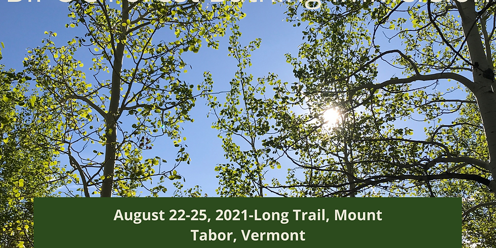 BIPOC Forest Bathing Immersion-August