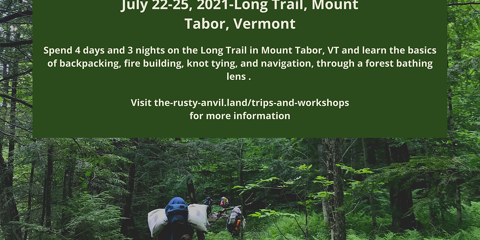 Forest Bathing Immersion - July