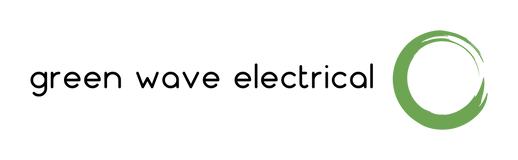 Green Wave Electrical Logo