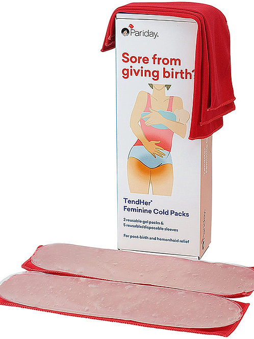 Pariday® TendHer Feminine Reusable Pads for Pain Relief