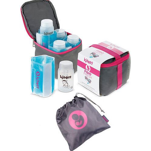 Kitett® Fisio® Fresh - Κιτ Αποθήκευσης & Μεταφοράς