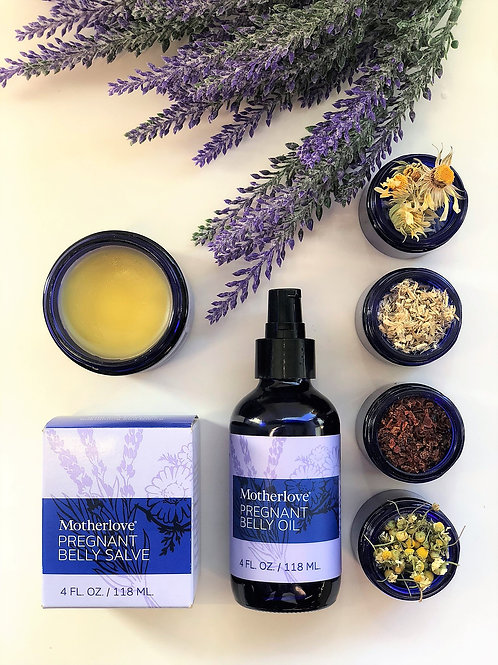 Motherlove®Pregnant Belly Oil