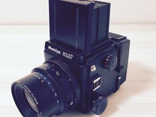 大好きなフィルムカメラ