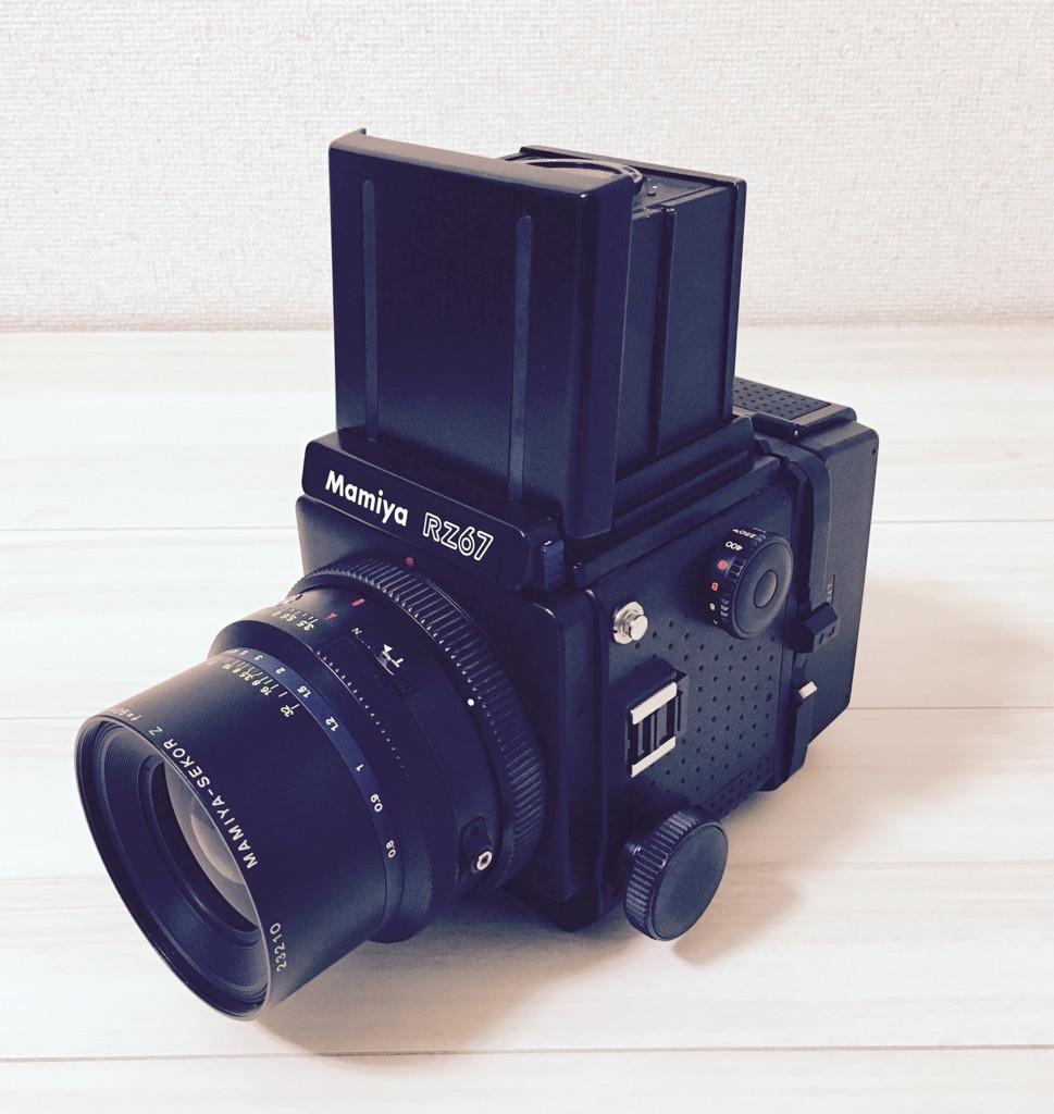 ロンドンのDADA時代を知るカメラ