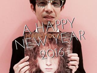 新年明けましておめでとうございます!!