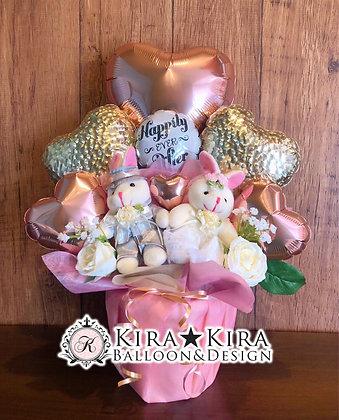 rabbit LOVE gift