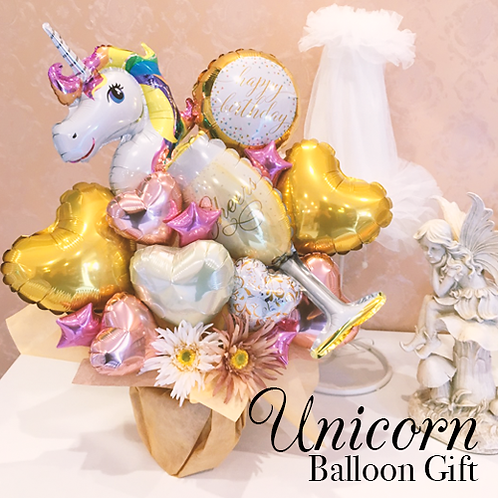 Unicorn Balloon GIFT