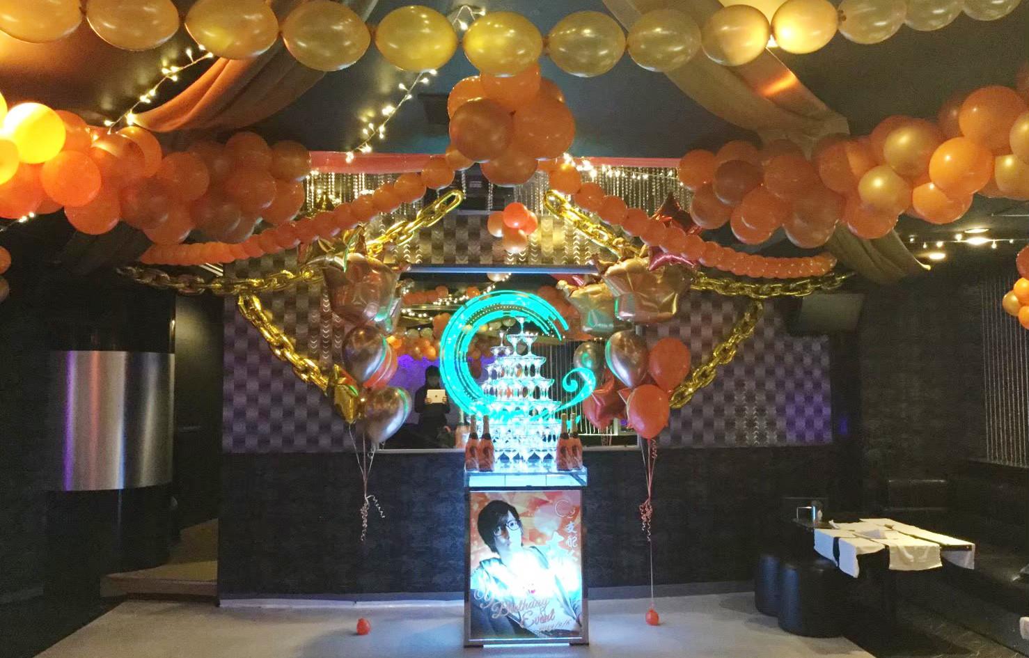 10万円装飾