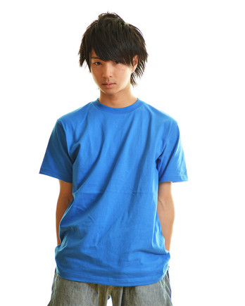 5.6オンス ヘビーウェイトTシャツ メンズモデル .jpeg