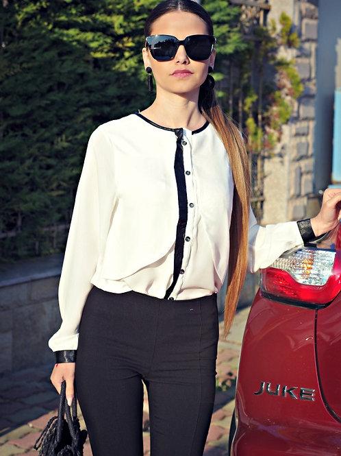 *Риза- Black & White shirt