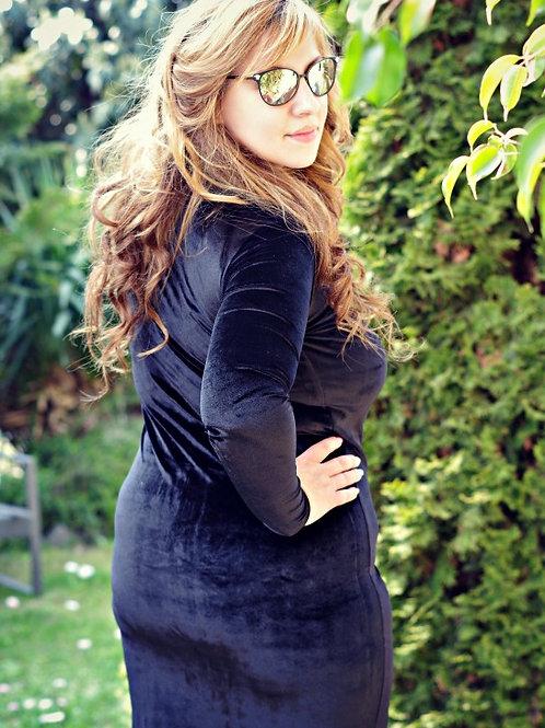 Рокля - Black lady