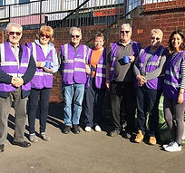 Great litter pick today with the Damson