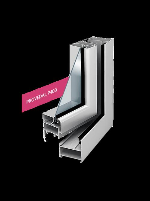 Алюминиевые окна Provedal P400