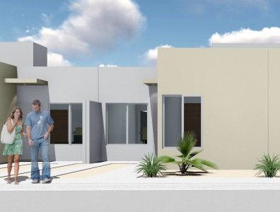 Aura casas modelo Sol