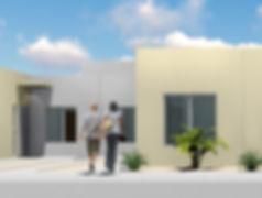 modelo Luna / Aura casas Los cabos
