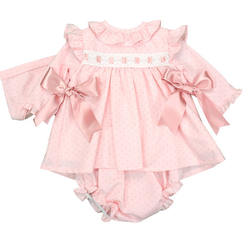 BabyFerr Baby Girls Three Piece Dress Set