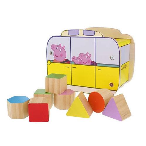 Peppa Pig Shape Sorter Toy