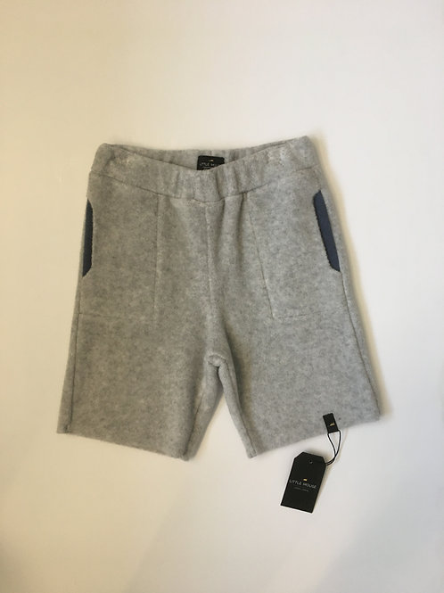 Little Mouse Boys Fleece Shorts