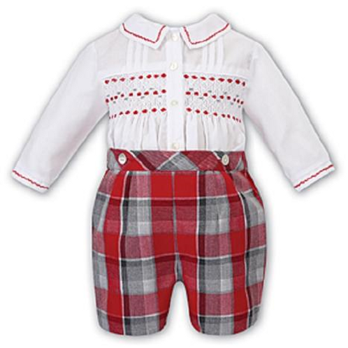 Sarah Louise Boys Two Piece Set