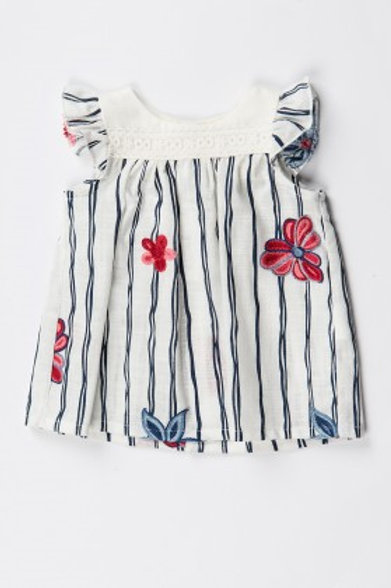 Sulfy Baby Girls Summer Dress