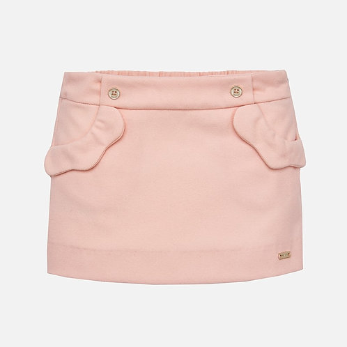 Mayoral Baby Girls Pale Pink Skirt
