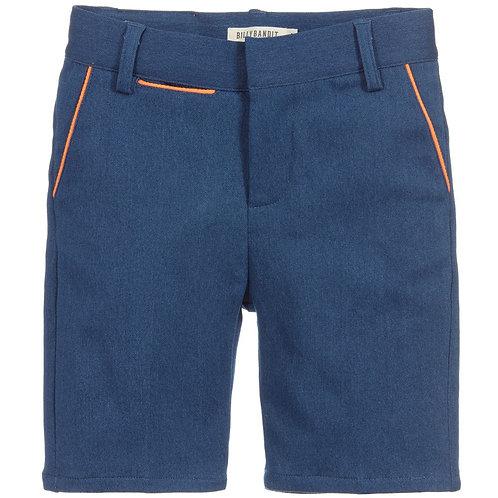 Boys Smart Bermuda Shorts by Billybandit