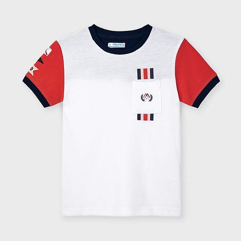 Mayoral EcoFriends Boys Short Sleeve T Shirt