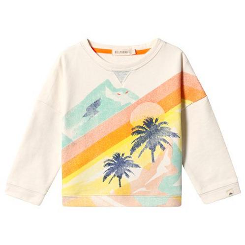 Billybandit Palm Print Sweatshirt