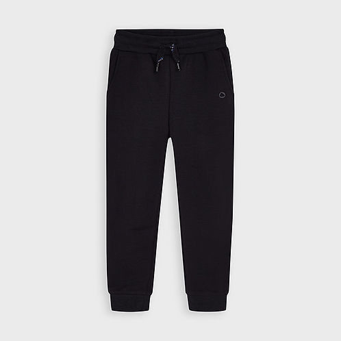 Mayoral Boys Black Joggers