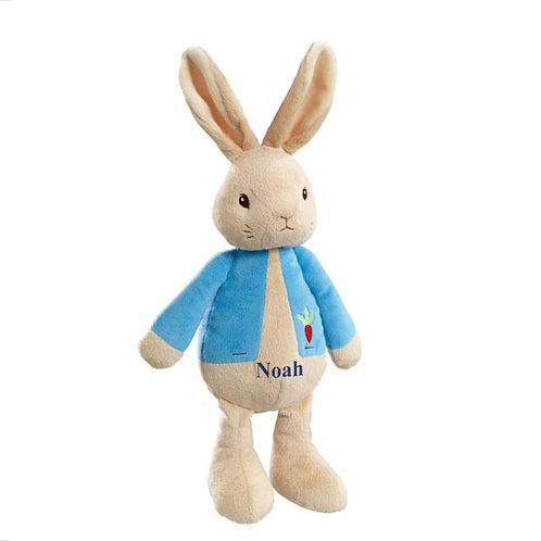My 1st Peter Rabbit Personalised Teddy