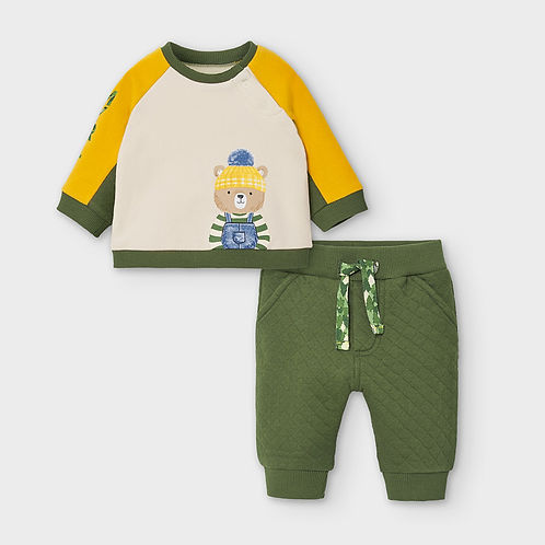 Mayoral Baby Boys Two Piece Tracksuit