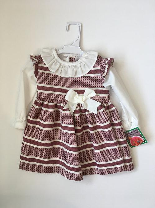 Spanish Designer Baby Girls Dress