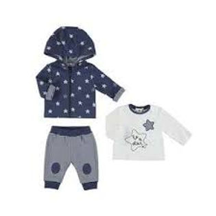 Mayoral Baby Boys Three Piece Tracksuit