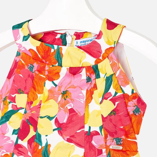 9a02b791e0 Mayoral Bright Floral Print Dress