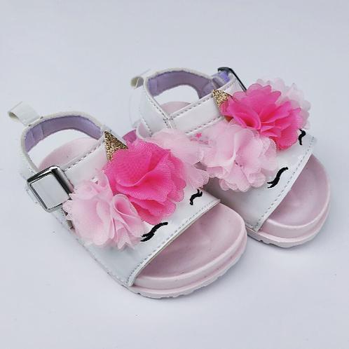 Soft Touch Summer Sandals (Unicorn Design)