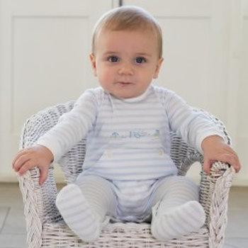 Pierce Baby Boys Babygrow by Emile et Rose