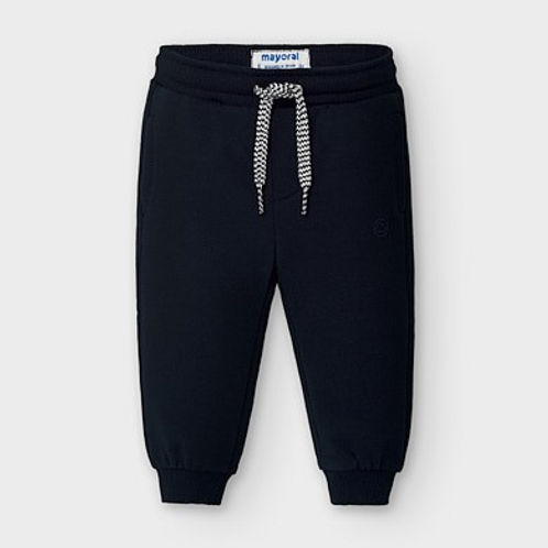 Mayoral Baby Boys Navy Blue Joggers