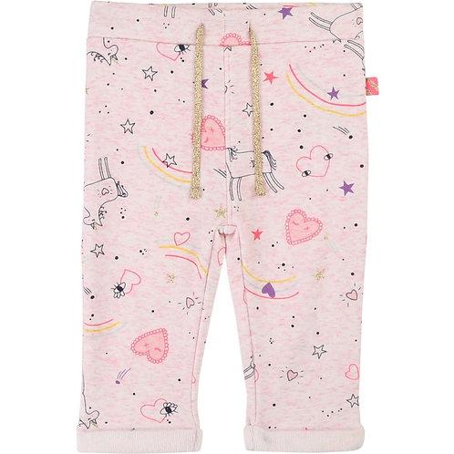 Billieblush Baby Girls Trousers with Heart & Stars Design