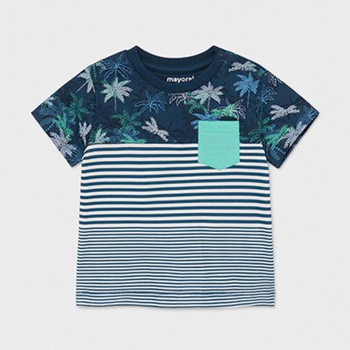 Mayoral Boys Short Sleeve T Shirt