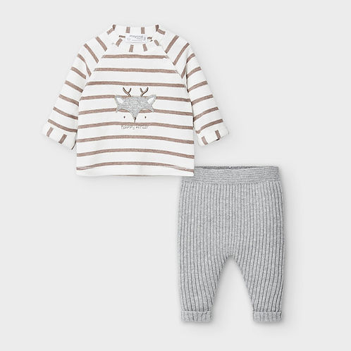 Mayoral Baby Boys Two Piece Set