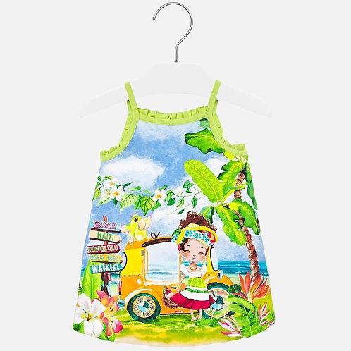 Mayoral Baby Girls Summer Holiday Print Dress