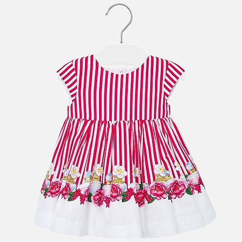 Mayoral Girls Short Sleeve Summer Dress