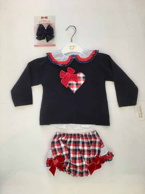 Valentina Bebes Three Piece Outfit