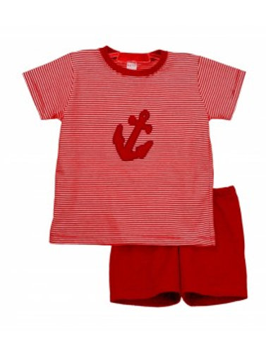 Rapife Boys Two Piece Top & Shorts Set