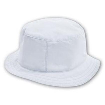 Sarah Louise Baby Boys White Sun Hat