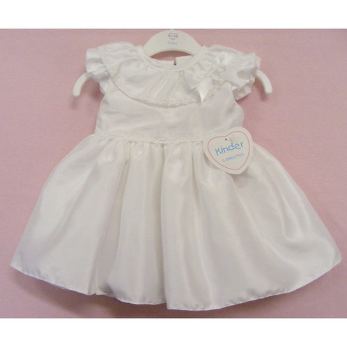 KInder Baby Girls Christening/Batispm Dress