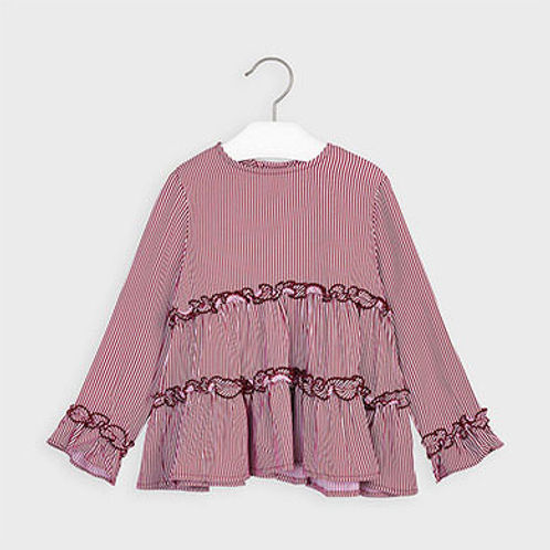 Mayoral Girls Floaty Blouse